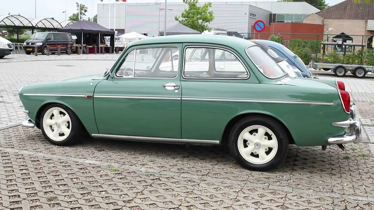 Vw Type 3 Notchback Youtube