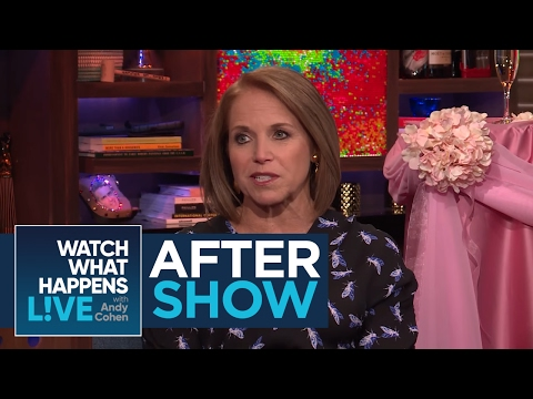 After Show: Katie Couric's Admiration For Arianna Huffington - WWHL