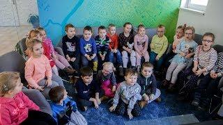 Dzieci z PM nr 16 w redakcji 'Mojej Ostrołęki'