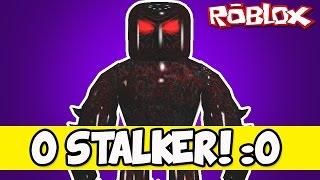 O MONSTRO VAI NOS PEGAR! - Roblox (The Stalker Reborn)