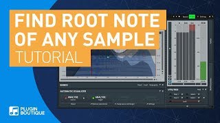 How to Find the Root Note of Any Audio Sample | Melda Prod EQs Tutorial