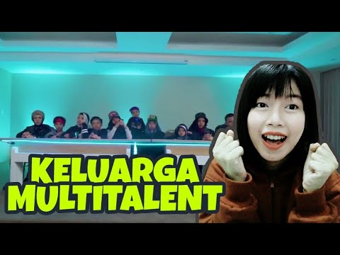 [REACTION] BTS(방탄소년단) - MIC Drop - Gen Halilintar (Cover) (Steve Aoki Remix) 11 KIDS+Mom