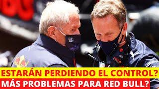SORPRENDENTE! Red Bull baja los HUMOS de un piloto de sus FILAS! | Darius Motors.