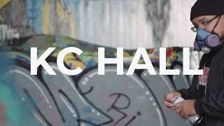Artist KC Hall