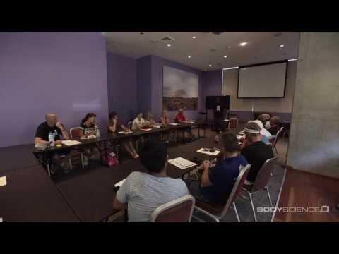 Crowie's Triathlon Training Camp: Nutrition with Body Science