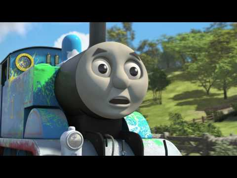 Thomas And Friends, The Great Race - Trailer