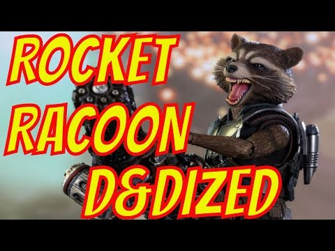 Rocket Racoon D&Dized, The Infinity War as a D&D Campaign, + This Week in Comics- Nerdarchy Network