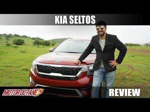 Kia Seltos Review | Hindi | MotorOctane