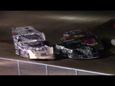 RUSH Crate Late Model Dash | McKean County Raceway | 9-30-17