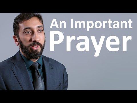 Prophet Sulaiman's Prayer - Nouman Ali Khan - Malaysia Tour 2015