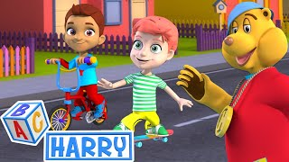 Download lagu Share Alike | 3D Sharing Song | ABC Harry Nursery Rhymes & Kids Songs