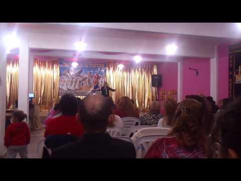 Noche Gloriosa en Campamento de Profetas - Predica de la Pastora Ester Martinez de Arquibola