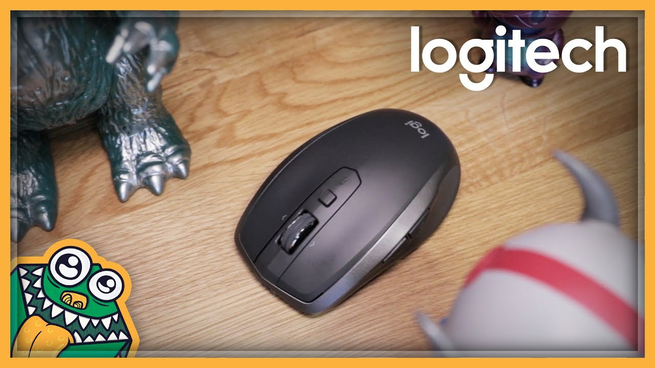 1d0abd38aad Logitech MX Anywhere 2S - Review and Unboxing - YouTube