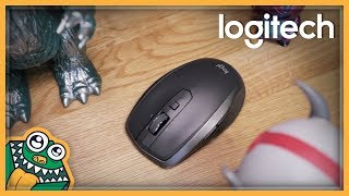 Logitech MX Anywhere 2S - Review and Unboxing