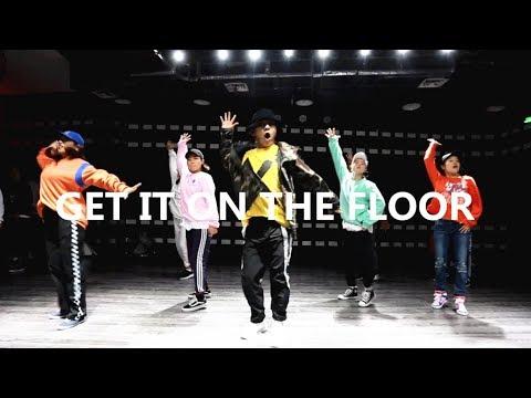 Get It On The FloorfeatSwizz Beatz  DMX  YU韩宇  Choreography  GH5 Dance Studio