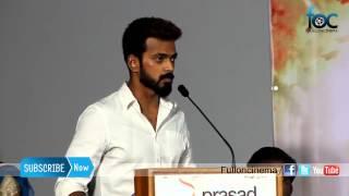 Vikranth at Thaakka Thaakka Audio Launch