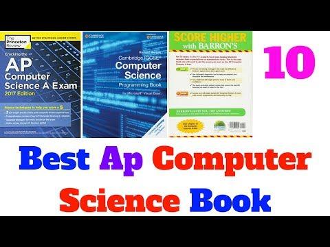 Top 10 best ap computer science book