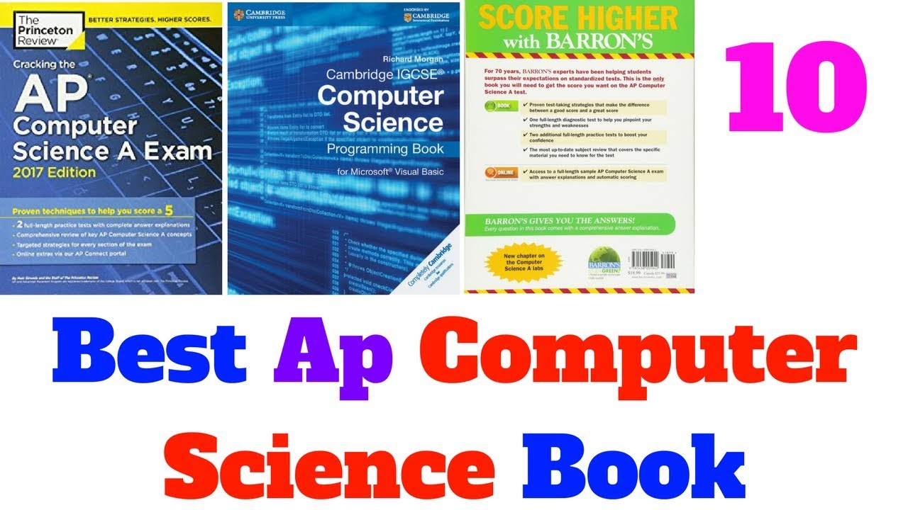 ap computer science textbook pdf