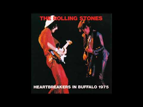 The Rolling Stones - If You Can't Rock Me/Get Off Of My Cloud - Buffalo 1975