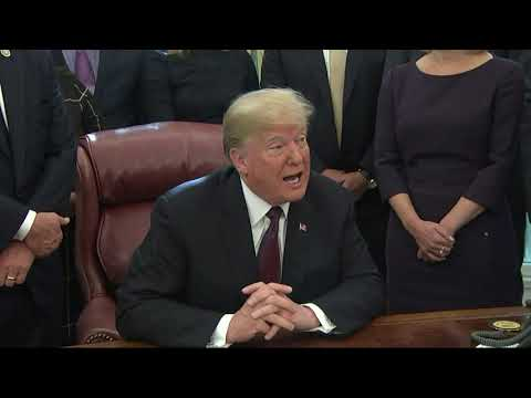 Trump signs act creating cybersecurity agency