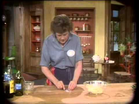 Julia Child The French Chef- Salade Nicoise