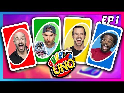 UpUpDownDown Uno #1: Adam Cole, Cesaro, Tyler Breeze & Austin Creed