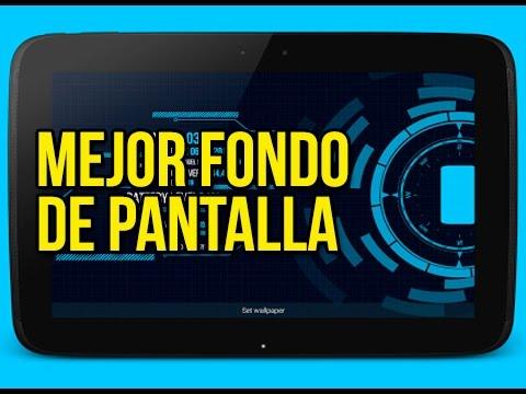 El mejor fondo de pantalla animado para android 2015 youtube for Mejores fondos de pantalla para android