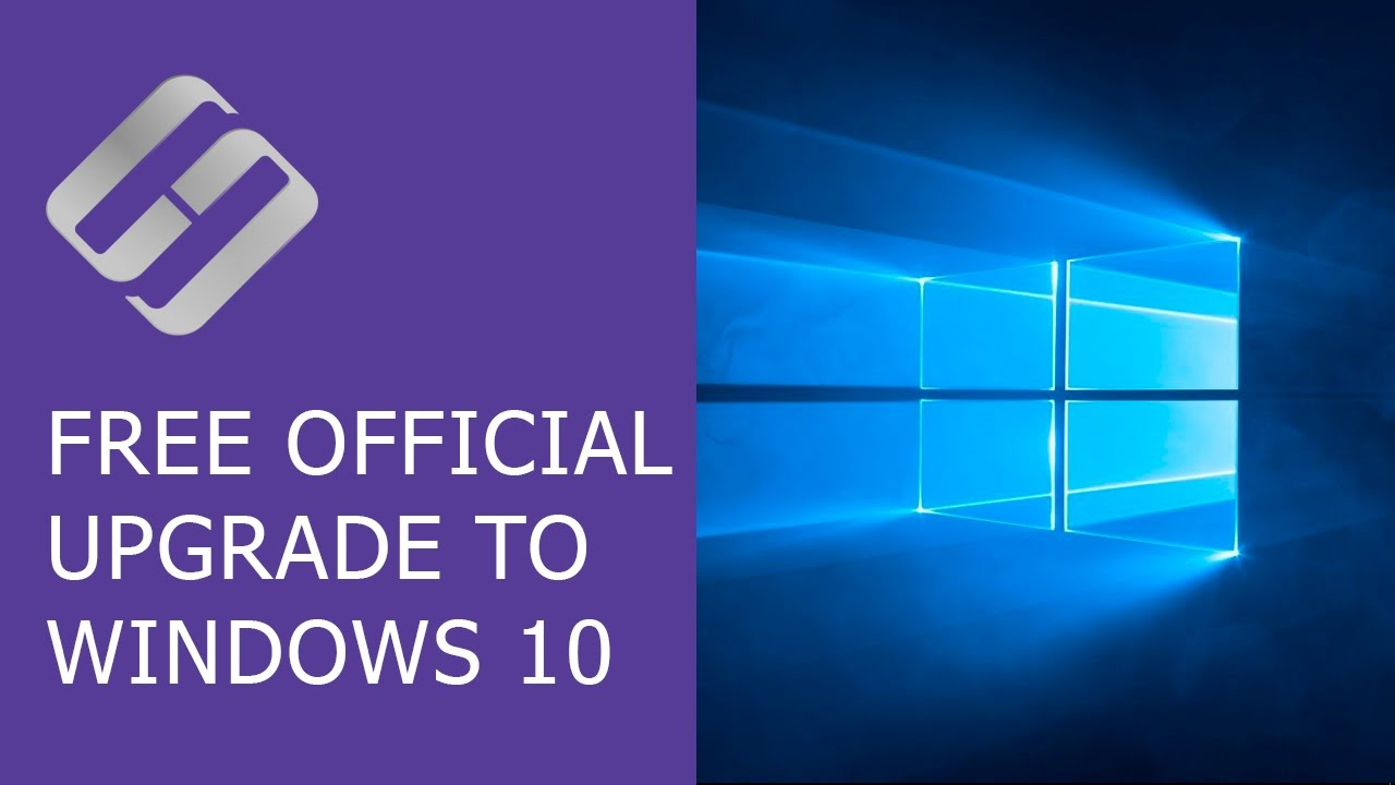 upgrade to windows 10 free from 8