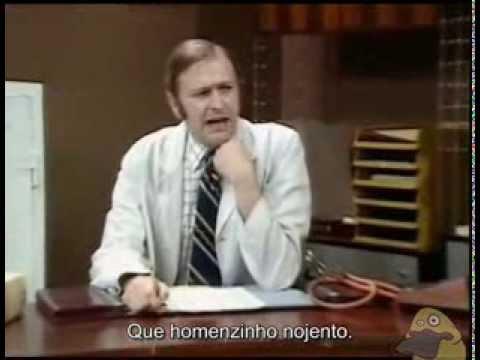 Monty Python - Visita ao médico (LEGENDADO)