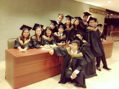 Goodbye to my Alma Mater