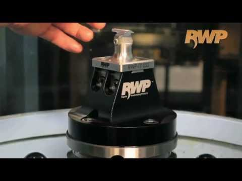 5 Axis Raptor Workholding fixtures for high speed milling ...