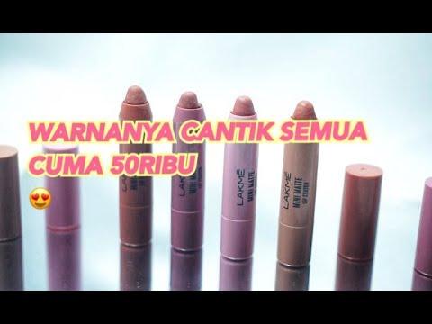 lakme-mini-matte-lip-crayon-review