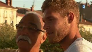 Le décathlonien champion du monde Kevin Mayer fêté à Valence