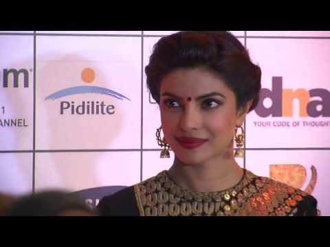 Priyanka Chopra Cute Saree