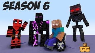 MONSTER SCHOOL - SEASON 6 - Minecraft Animation