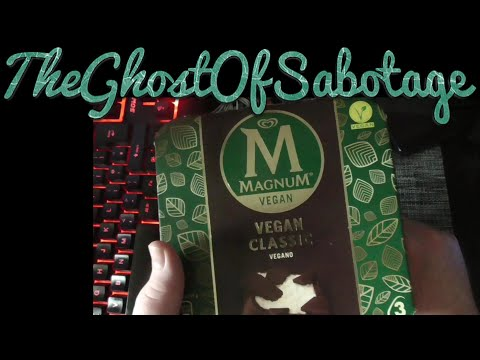Magnum Vegan Classic – TheGhostOfSabotage