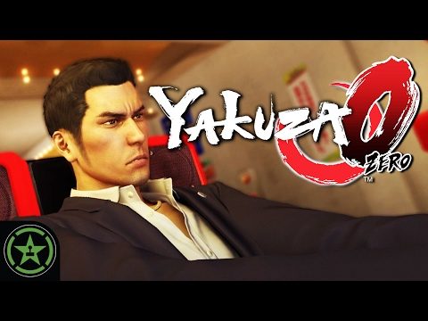 Let's Watch - Yakuza 0