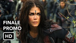 "The 100 5x13 Promo ""Damocles – Part Two"" (HD) Season 5 Episode 13 Promo Season Finale"