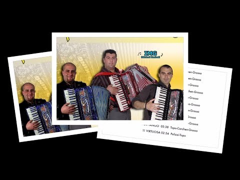 FISA SCATENATA CD Ballo Liscio Balera FISARMONICA Standard Accordion CD mix Mazurka Valzer polka