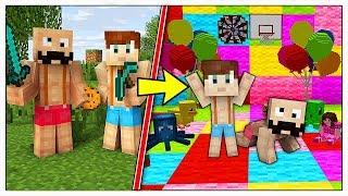 SIAMO DIVENTATI BAMBINI! - Minecraft ITA