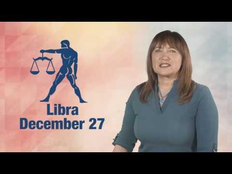 Daily Horoscope December 27, 2016: Libra