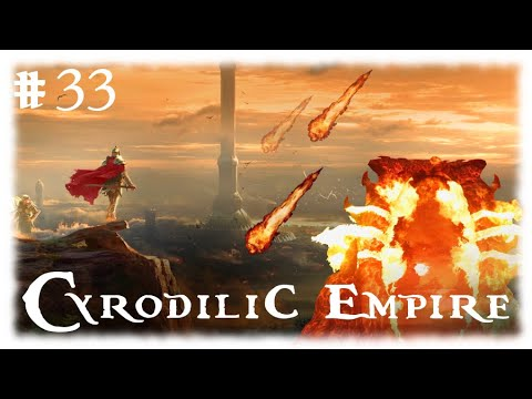 M2TW: The Elder Scrolls Total War Mod ~ Cyrodilic Empire Campaign Part 33, Encompassing Dagoth Ur