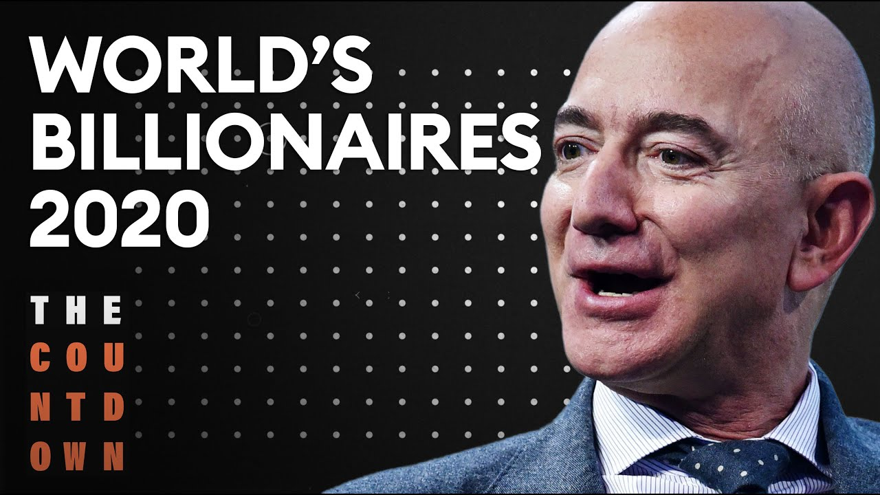 5 Richest People In The World 2020 | The Countdown | Forbes