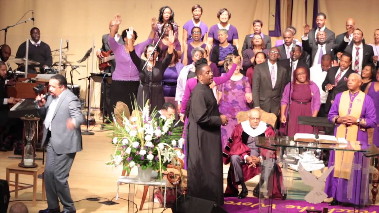 Richard Smallwood The Metropolitan Music Ministry Ministering My Everything Youtube