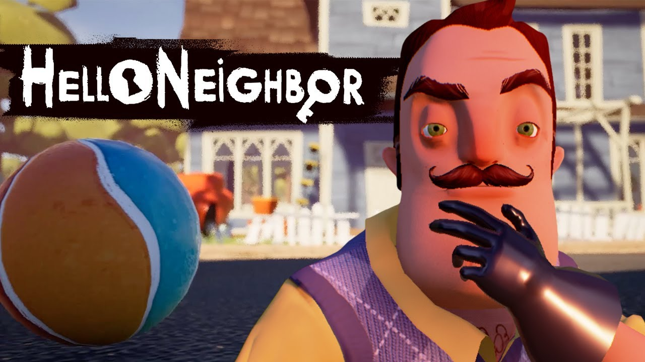 como descargar hello neighbor para pc windows xp