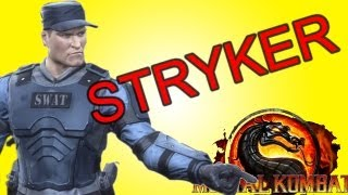 Mortal Kombat 9 - Modo historia (Capitulo 12 - STRYKER)