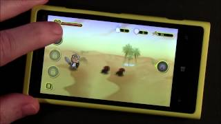Epic Battle Dude: Winḋows Phone Central Game Review