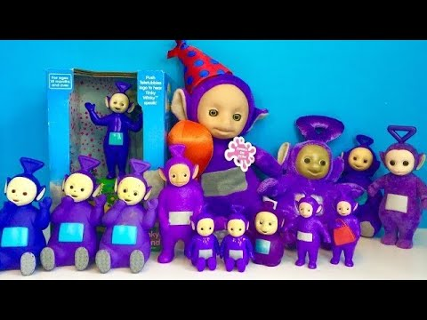 TINKY WINKY Teletubbies Toy Rare COLLECTION!!!!