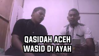 QASIDAH ACEH - WASIT DI AYAH VOC SANTRI RUHUL FATA
