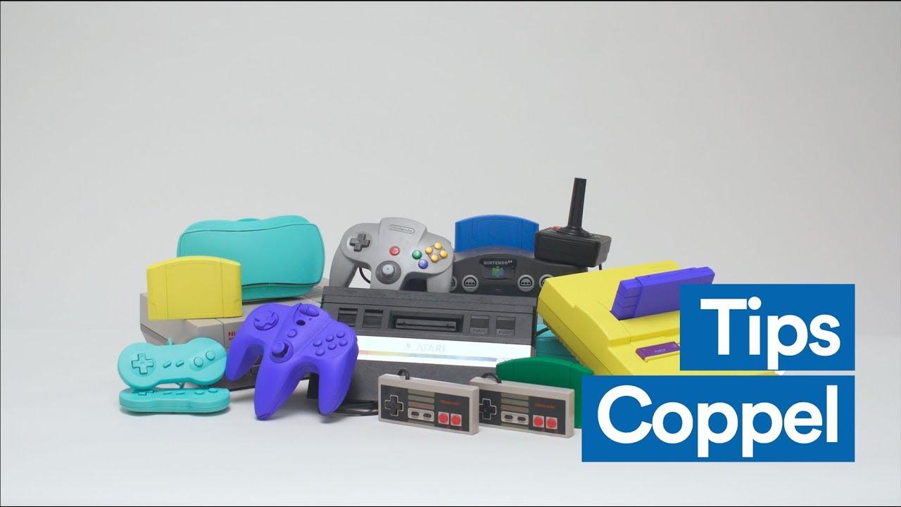 consolas de videojuegos coppel